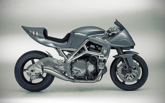 画像: 約2,000万円の高額バイク、Icon Sheene。モーターサイクルの魅力を世に広げた偉大な人物のトリビュートバイクです。 - LAWRENCE(ロレンス) - Motorcycle x Cars + α = Your Life.