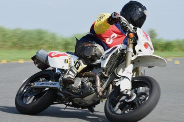 画像: <ジムカーナ>2012年以来久々の勝利! オートバイ杯ジムカーナ第2戦