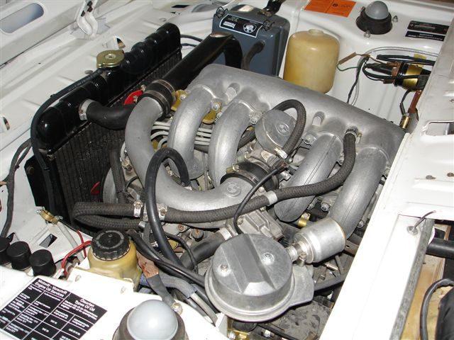 画像: 量販車初のターボチャージャー搭載エンジン