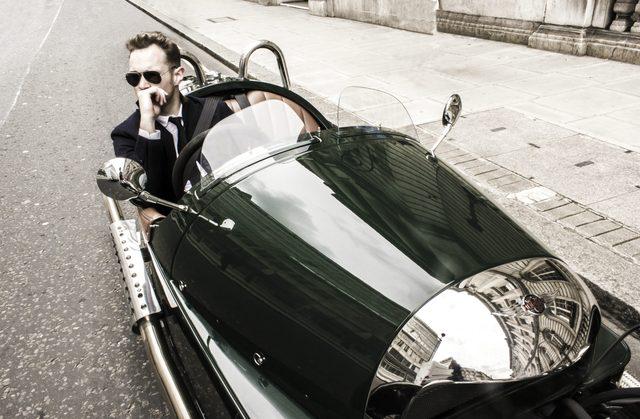 画像: モーガンのスリーホイラーでまっすぐな道をびゅーんと走りたい! - LAWRENCE(ロレンス) - Motorcycle x Cars + α = Your Life.