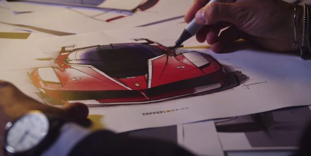 画像: 手描きのデザインからはじまって www.youtube.com