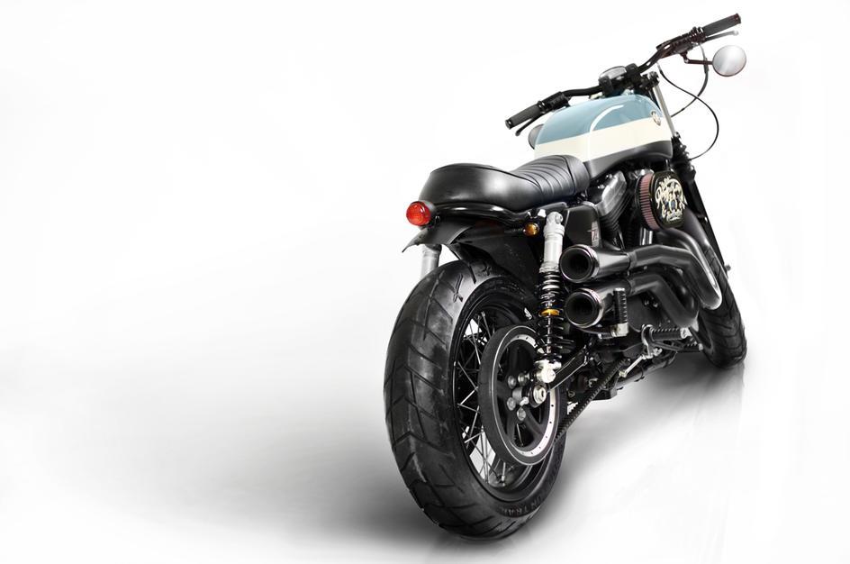 画像: スペインのカスタムビルダー Crd Custom Motorcyclesのカスタムが、やっぱりクラシックな件 - LAWRENCE(ロレンス) - Motorcycle x Cars + α = Your Life.