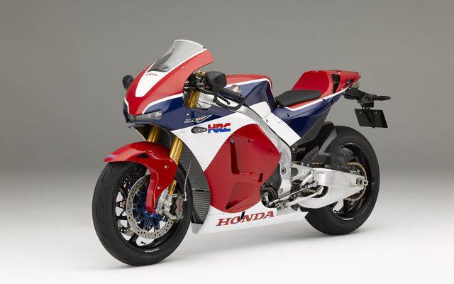 画像: ホンダ、MotoGPマシン RC213V の公道仕様を発売...国内向けは70psで2190万円