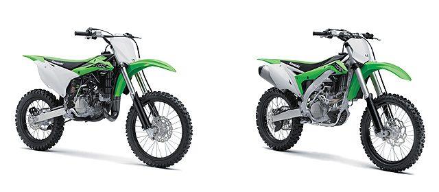画像: 【カワサキ】KXシリーズの2016年モデルを発表