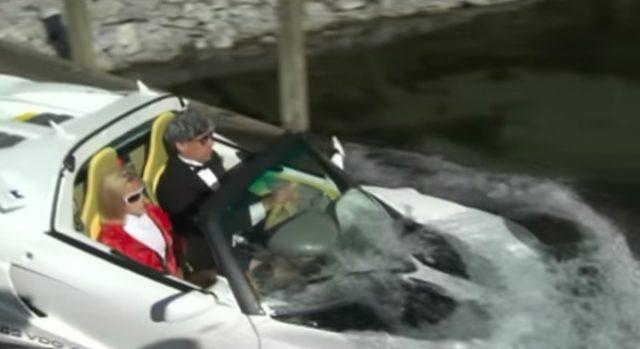画像4: 水陸両用車 「スキューバ(sQuba)」に乗ってみたい!