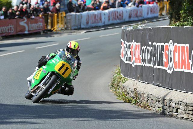 画像: ヒストリック・ロードレースの世界で、最強と呼べるパフォーマンスを発揮しているパトン500。 europeanmotornews.com