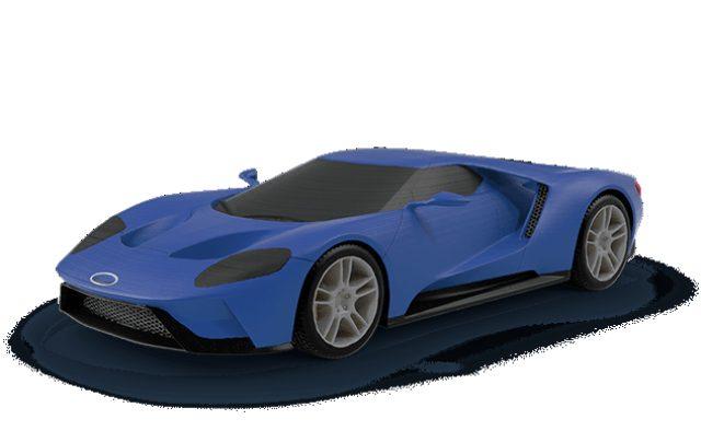 画像: 最新モデルのFord GT。こちらの発売は6月15日から。 3d.ford.com