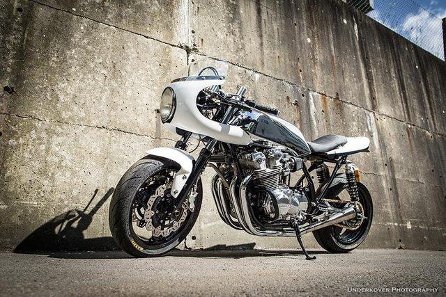 画像1: 1981 Honda CB900F www.2wheelsmiklos.com