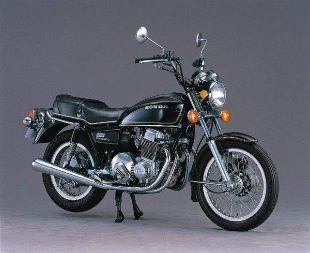 画像: 1977年型のホンダ エアラ。この車名は英語のERA(時代)と、AutomaticのAを組み合わせた造語であり、Expands the Automatic Riding Age(オートマチック時代を開く)の意味も込められていました。 www.motorcyclespecs.co.za
