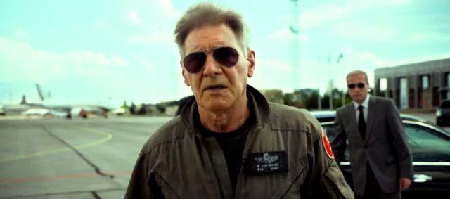 画像: そしてアーノルド・シュワルツェネッガーに代わるCIA担当者として、ハリソン・フォード。 www.youtube.com