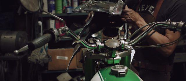 画像: 徐々に仕上がっていく www.youtube.com