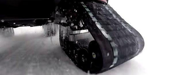 画像5: 見た目のインパクト大!雪山でも走れる車NISSANの「JUKE NISMO RSnow」!