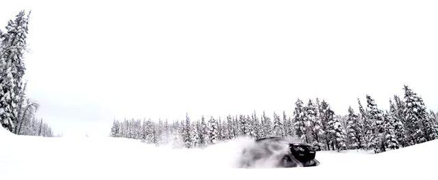 画像2: 見た目のインパクト大!雪山でも走れる車NISSANの「JUKE NISMO RSnow」!