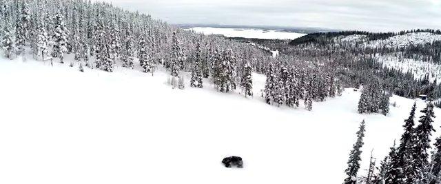 画像3: 見た目のインパクト大!雪山でも走れる車NISSANの「JUKE NISMO RSnow」!
