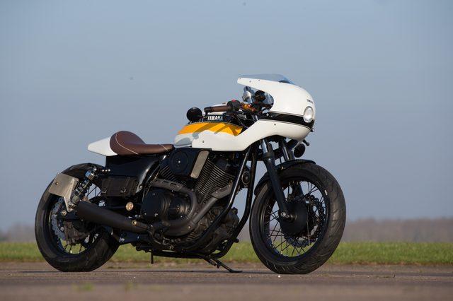 画像: From UK ! LAMB EngineeringもYAMAHA Yard-Builtに参戦 - LAWRENCE(ロレンス) - Motorcycle x Cars + α = Your Life.
