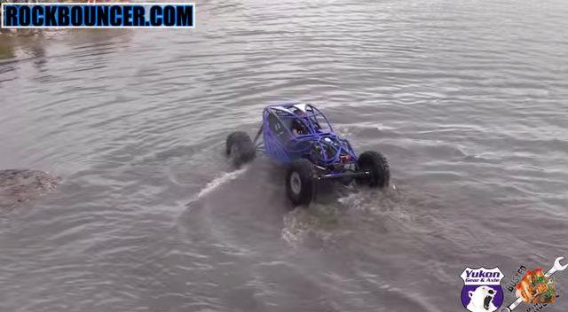 画像5: バギーの底力が発揮される凄技動画です。