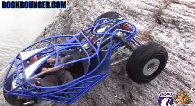 画像7: バギーの底力が発揮される凄技動画です。