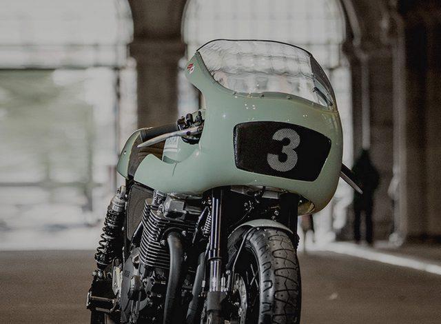 画像: オランダのカスタムビルダー NUMBNUT MOTORCYCLES - LAWRENCE(ロレンス) - Motorcycle x Cars + α = Your Life.