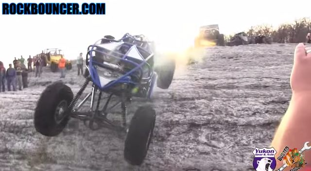 画像8: バギーの底力が発揮される凄技動画です。