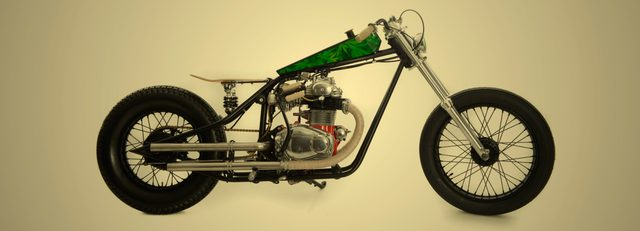 画像: こちらも、なんとも可愛いボバー。 www.edturner-motorcycles.com