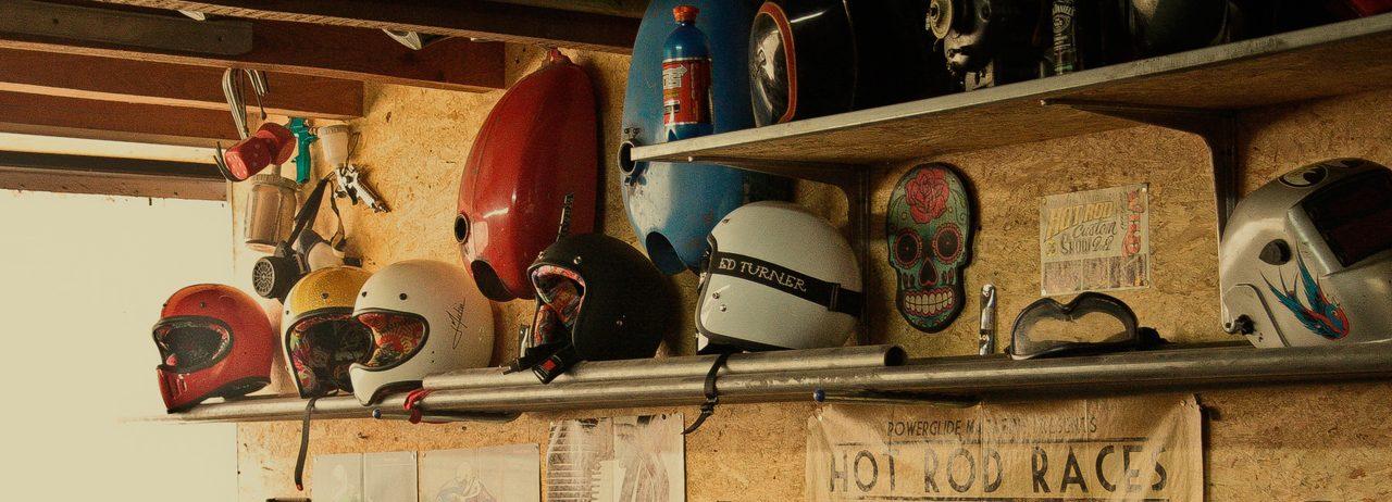 画像: フランスのおしゃれなカスタムビルダー ED TURNER。 - LAWRENCE(ロレンス) - Motorcycle x Cars + α = Your Life.