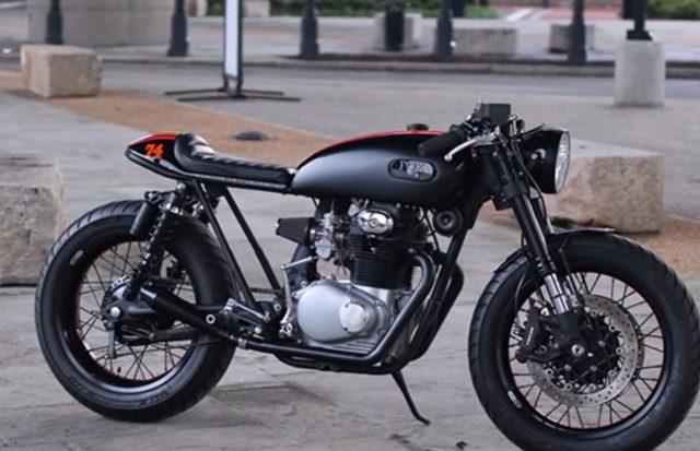 画像: 米国カスタムビルダー Cognito Motoのカフェレーサーが鋭い! - LAWRENCE(ロレンス) - Motorcycle x Cars + α = Your Life.