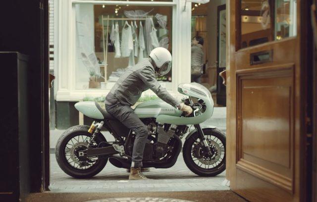 画像: オランダのカスタムビルダー NUMBNUT MOTORCYCLESのスーパークールなXJRのニュー動画。 - LAWRENCE(ロレンス) - Motorcycle x Cars + α = Your Life.