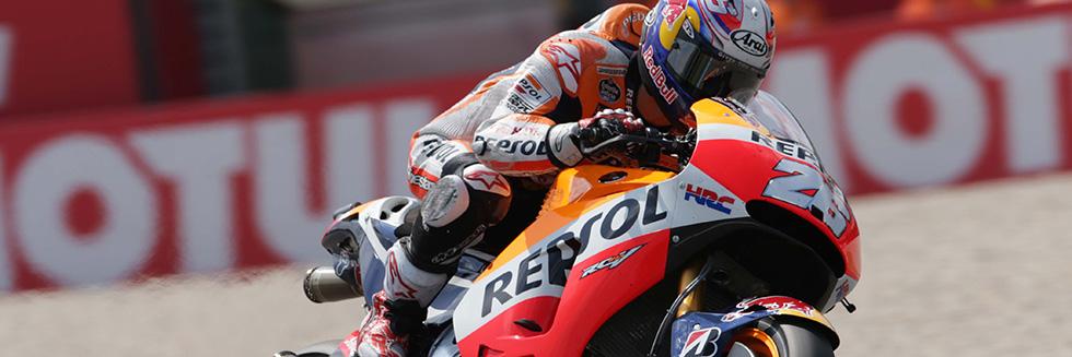 画像: MotoGP第8戦 オランダGP予選1日目:ホンダ勢が気を吐く!