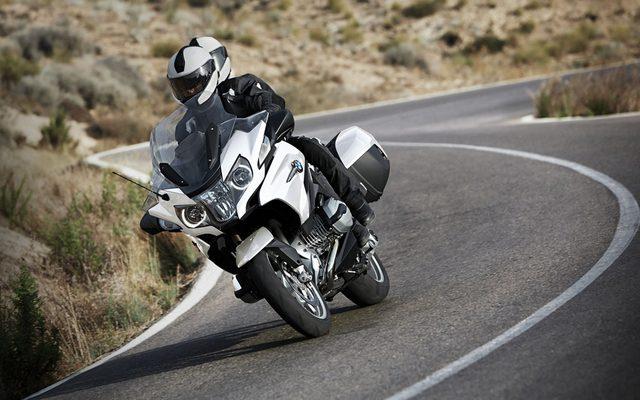 画像: BMW R1200RT に限定色のアルピンホワイト、265万4000円