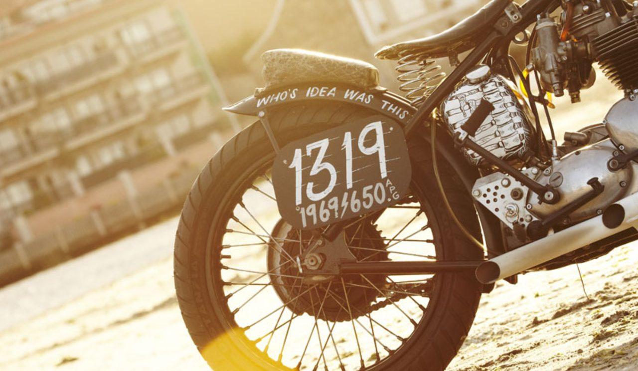 画像: 1971 TRIUMPH elsolitariomc.com