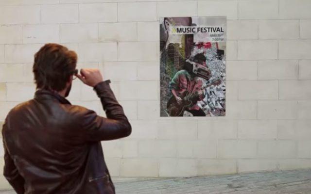 画像: 途中で気になったポスターを見ると www.youtube.com