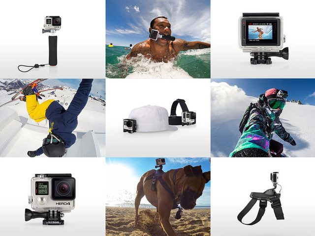 画像: GoPro | World's most Versatile Camera | HERO4 Black Edition