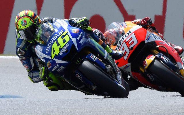 画像: 【MotoGP 第8戦】ロッシ、マルケスとの接戦を制し今季3勝目