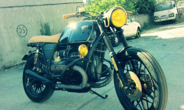 画像: BMW R100 www.dreamwheels-heritage.com