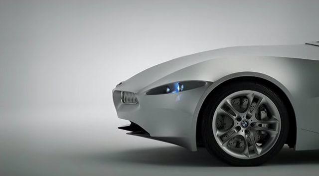 画像6: 布で覆われたBMWのコンセプトカー「GINA(ジーナ)」