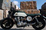 画像: HONDA CB750? tarmaccustommotorcycles.com