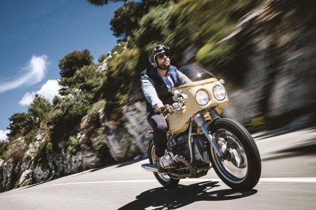 画像: フランスのカスタムビルダー Jerikan !名前がまずかっこいい。ジェリカン! - LAWRENCE(ロレンス) - Motorcycle x Cars + α = Your Life.
