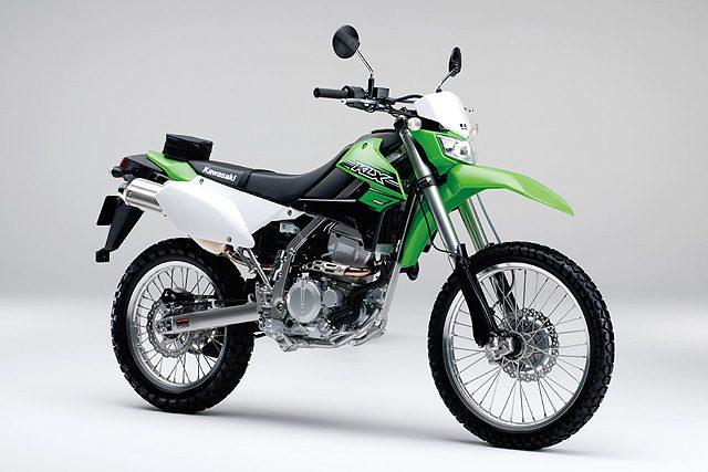 画像: 【カワサキ】KLX250の2016年モデルを発表