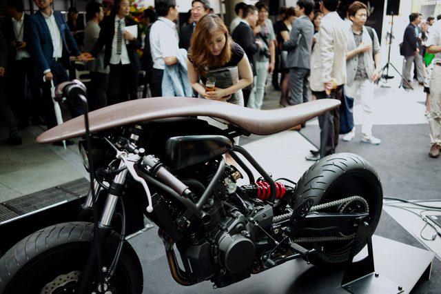 画像: モーターサイクルのYAMAHAと楽器のYAMAHAのクロスカルチャーに触れるチャンス「Two Yamahas, One Passion~デザイン展 2015~」(モーターサイクル編) - LAWRENCE - Motorcycle x Cars + α = Your Life.