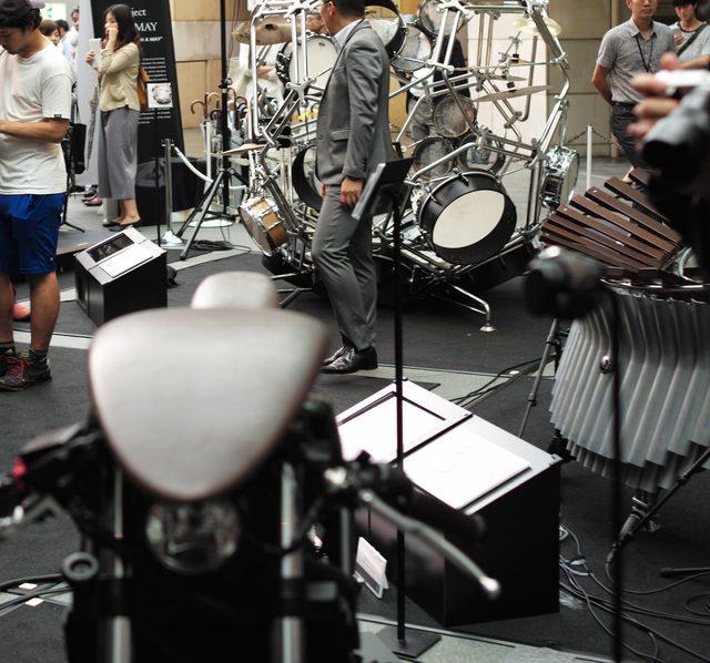 画像: 楽器のYAMAHAとモビリティのYAMAHAの両社の競演イベント(入場無料)