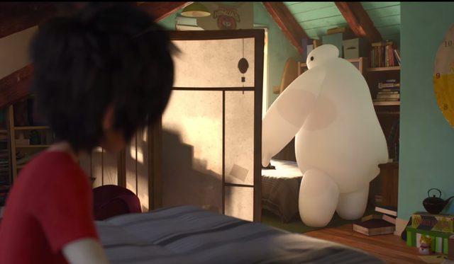 画像: そのとき、ベイマックスが現れた www.disney.co.jp