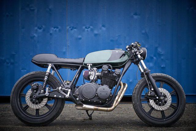 画像: 1979 Yamaha XS750 www.purebreedcycles.com