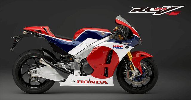 画像: RC213V-S | Honda