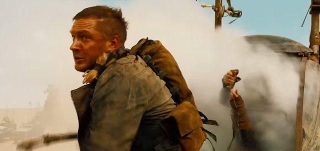 画像: マックスを演じるのはトム・ハーディ。最近では最も好きな俳優の一人だ。 www.youtube.com