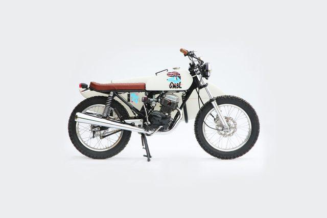 画像: CMBL Custom Motorcycles and Surfboards, UK