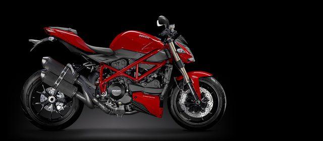 画像: これがベース車?? Ducati のストリートファイター Ducati 848。 www.ducati.co.jp