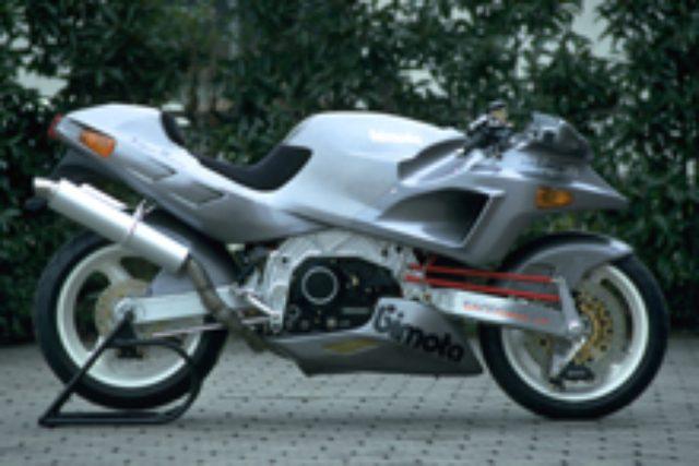 画像: 自動二輪車 [フォルゴーレ・ビアンカ T1D]