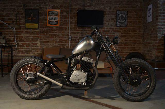 画像: アルゼンチンのカスタムビルダーVida Bandida Motocicletasは気のいい兄ちゃんタイプのコンビ! - LAWRENCE(ロレンス) - Motorcycle x Cars + α = Your Life.
