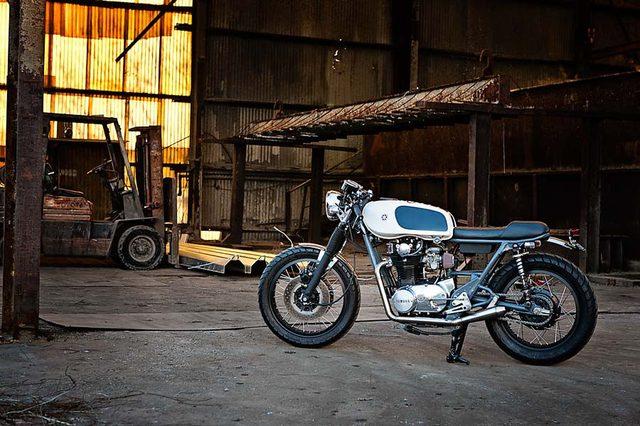 画像: YAMAHA TX650A www.66motorcycles.com