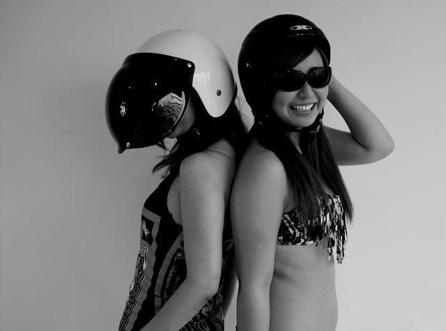 画像2: グラビア【ヘルメット女子】SEASON-VI 002